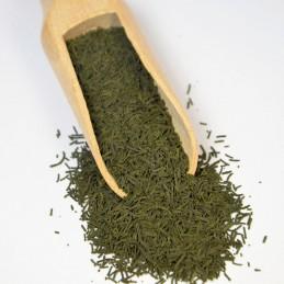 """Oolong Milk herbaty należące do odmiany """"niebiesko-zielonych"""" bądź turkusowych w Polsce zaliczana do herbat czerwonych."""