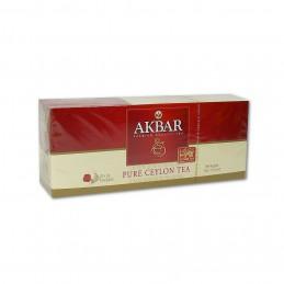 Herbaty pakowane Akbar (AKB/03) - exp. 25 23,00zł