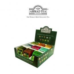 Herbaty pakowane Ahmad Exclusive Mix 9 smaków - koperta 9x10 68,99zł