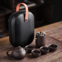 Akcesoria/ceramika Zestaw do tradycyjnego parzenia herbaty Kung-Fu Cha 199,00zł