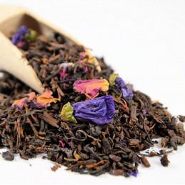 Czerwona herbata Puerh Chińska Wiśnia 12,20zł