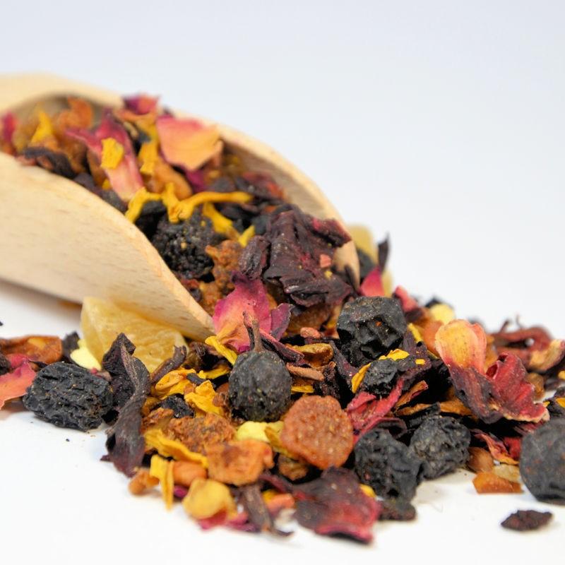 Owocowa herbata Moc Tropików 13,80zł