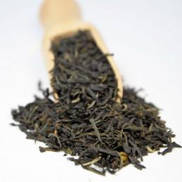 Prawdziwa witaminowa bomba - herbatka to mieszanka aronii, głogu, jabłka, hibiskusa i skórki pomarańczy.