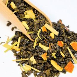 Zielona herbata Cytrusowa pokusa 13,40zł
