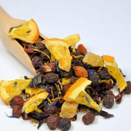 Herbata Zielona Assam Khongea