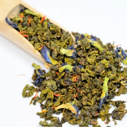 Niebieska herbata Magiczny szmaragd 21,00zł