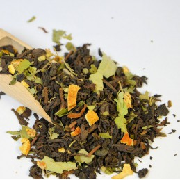 Czerwona herbata Pu erh Czas Relaksu 13,50zł