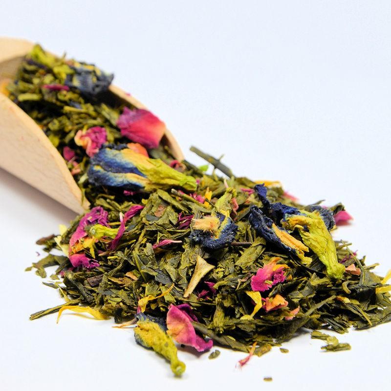 Błękitna laguna – herbata...