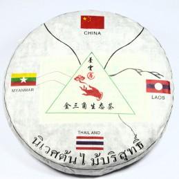 Czerwona herbata Pu-erh Cake Golden Triangle 345 g 169,00zł