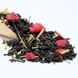 Czarna herbata Malina z Truskawką 14,40zł