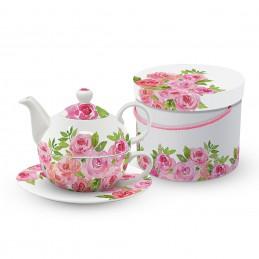 """Akcesoria/ceramika 2-częściowy zestaw do herbaty """"Merci!"""" 185,00zł"""