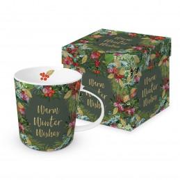 "Akcesoria/ceramika Kubek jumbo ""Winter Wishes"" - 350 ml 70,00zł"