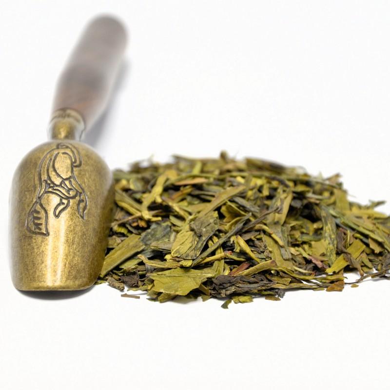 Zielona herbata LUNG CHING ,,Smocze źródło'' 12,00zł