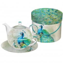 """Akcesoria/ceramika 2-częściowy zestaw do herbaty """"Peacock Royale"""" 185,00zł"""