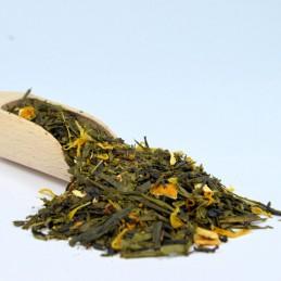 Zielona herbata Sencha cytrynowo-imbirowa 12,45zł