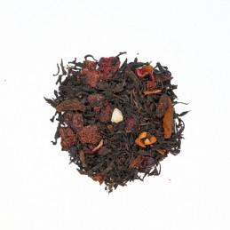 Czarna herbata Poziomkowo – Malinowa 13,20zł